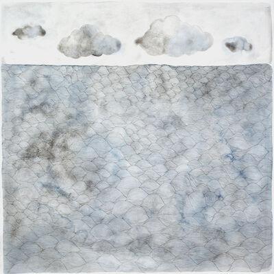 "Crystal Liu, 'making waves ""feeling blue""', 2015"