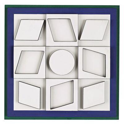 Victor Vasarely, 'Dyok', 1967