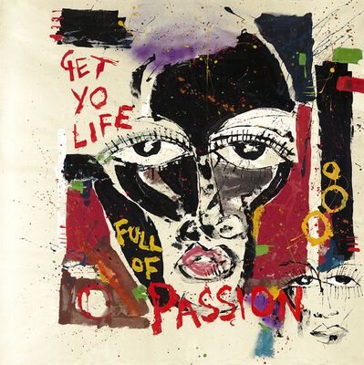 Miles Regis, 'Get Yo Life', ca. 2019