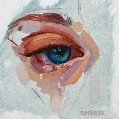 Ryan Morse, 'Cry Baby', 2019