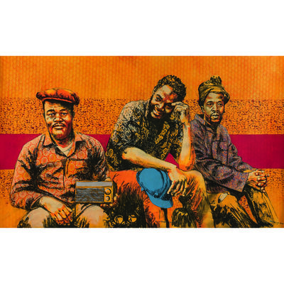 Bambo Sibiya, 'Untitled'
