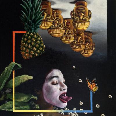Layqa Nuna Yawar, 'Frutas de Dios', 2016