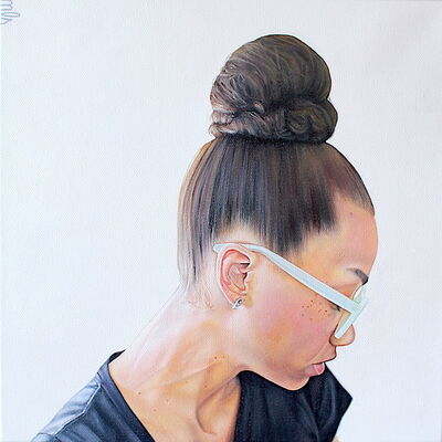 Madelyn Sneed-Grays, 'Self Portrait: Madelyn', 2020