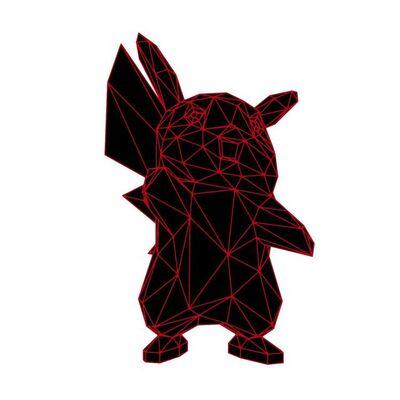 Richard Orlinski, 'Pikachu Tag', 2020