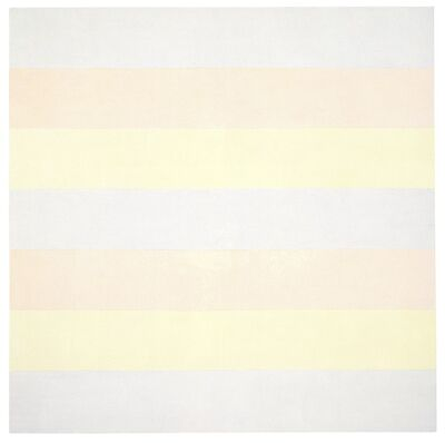 Agnes Martin, 'Untitled #5', 1998