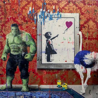 Angelo Accardi, 'Hulk Destroy', 2019