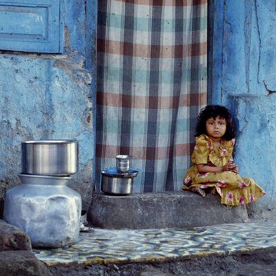 David Constantine, 'Mumbai, India', 1990