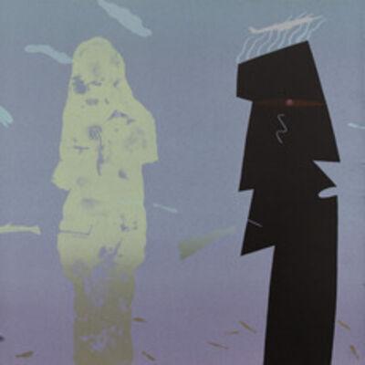 Billy Al Bengston, 'Agua a la Noche', 1982