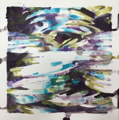 Li Yiwen 李易紋, 'Watercolor 2017.8.8', 2017
