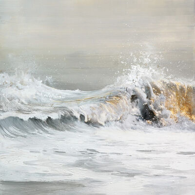 Steven Nederveen, 'Frothing Sea', 2019