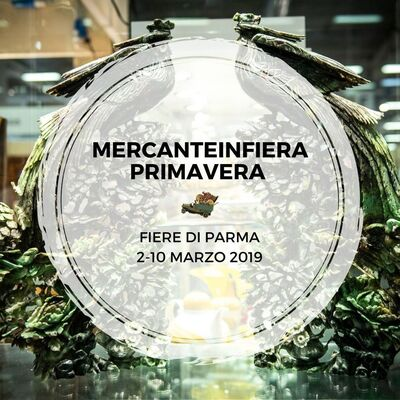 Collezionando Gallery at Mercanteinfiera Primavera 2019, installation view