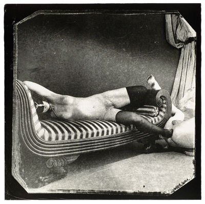 Joel-Peter Witkin, 'Journeys of the Mask: The History of Commercial Photography in Juarez, New York City', 1984