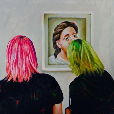 Brent Godfrey, 'Three Women', 2019
