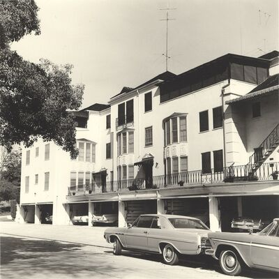 Ed Ruscha, '858 SOUTH DEVON', 1965-2003