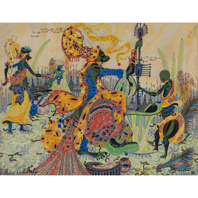 Boubacar Coulibaly, 'Untitled', 1983