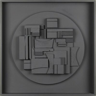 Louise Nevelson, 'Full Moon', 1980
