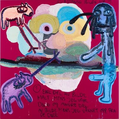 Bjarne Melgaard, 'Untitled', 2017 / 2018
