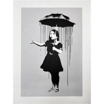 Banksy, 'NOLA ', 2008
