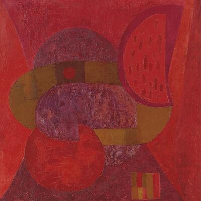 Pedro Coronel, 'Rojo de Paris (Rojos en armonía)', 1965