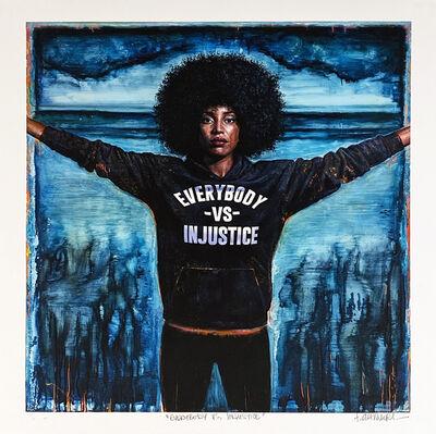 Tim Okamura, ''Everybody vs. Injustice' (Oversized edition)', 2021
