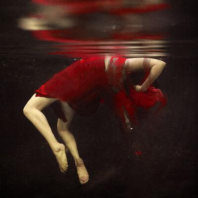 Brooke Shaden, 'Falling Apart'