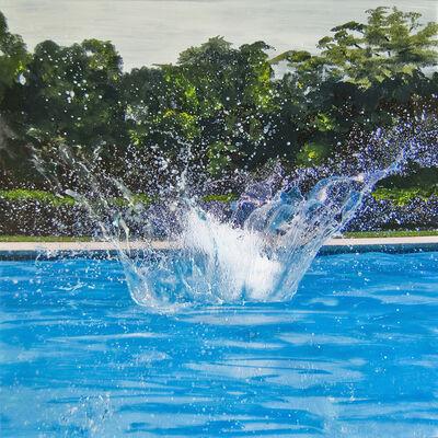 Eric Zener, 'Big Splash Study III', 2011