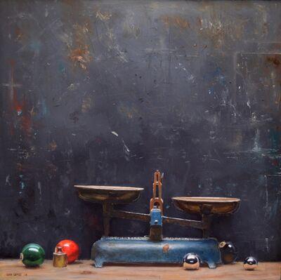 Luis Gomez MacPherson, 'Composición Balanza', 2018