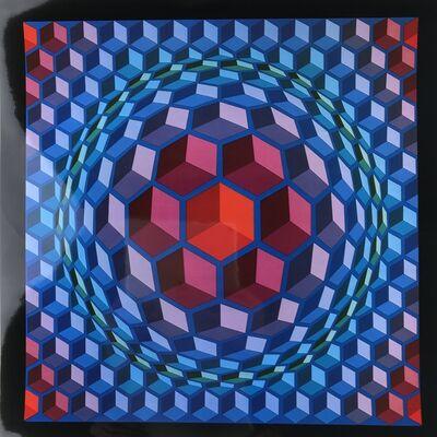 Victor Vasarely, 'CHEYT-MC-4', 1972