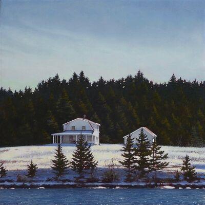 David Vickery, 'Gay Island Winter', 2020