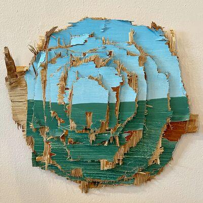 Davis Birks, 'Reconstructed Landscapes 25', 2019