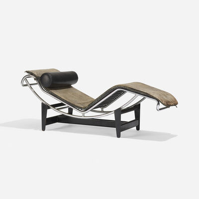 Charlotte Perriand, 'Lc4 Chaise', 1928