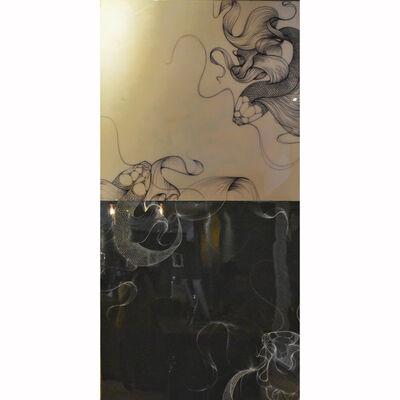 Maren Conrad, 'Yin Yang III (diptych)', 2016