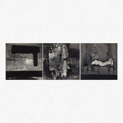 Aaron Siskind, 'Peru 271, 409 and 471', 1977