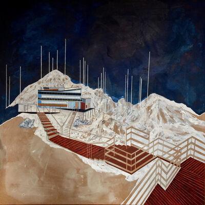 Charlotte Keates, 'Sulphur Mountain', 2017