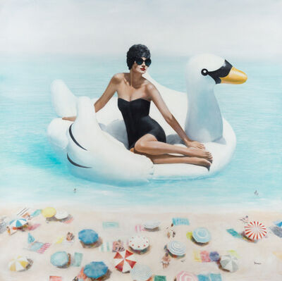 Elise Remender, 'Divine Summer'