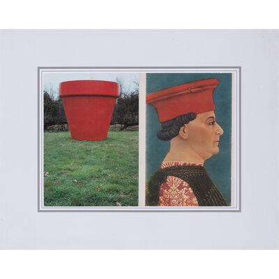 Claudio Parmiggiani, 'Pot 815, Jean-Pierre Raynaud, 1968 -Francesco Sforza Bembo'