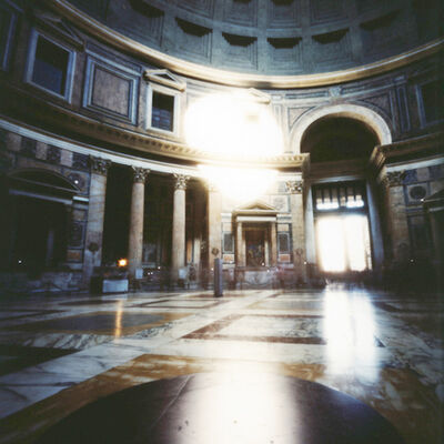 Dianne Bos, 'Pantheon Interior, Rome', 2008