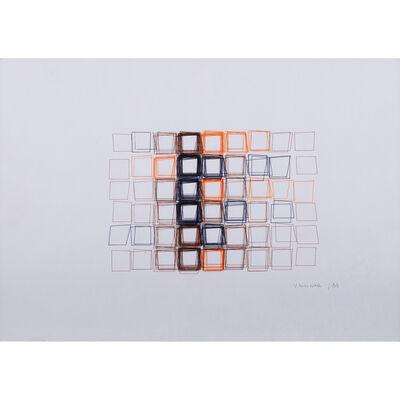 Vera Molnar, 'Structure A', 1988