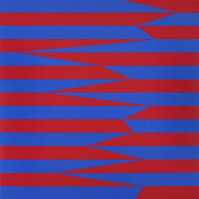 Vera Molnar, 'Parallèles et obliques / A 16-08-15 (100015)', 2015