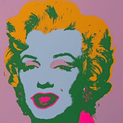 Andy Warhol, 'Marilyn Monroe 11.28', 1967 printed later