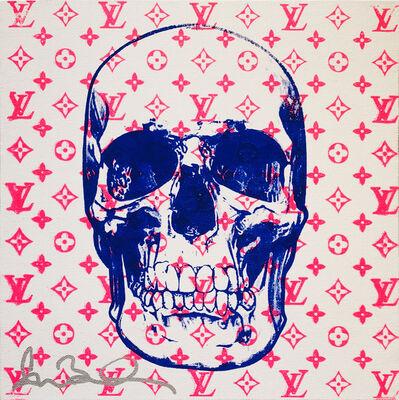 Shane Bowden, 'LV Skull'