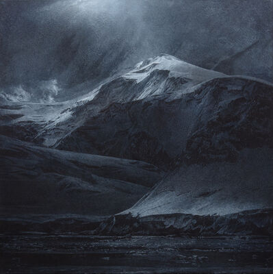 Jochen Hein, 'Antarctica 2', 2020