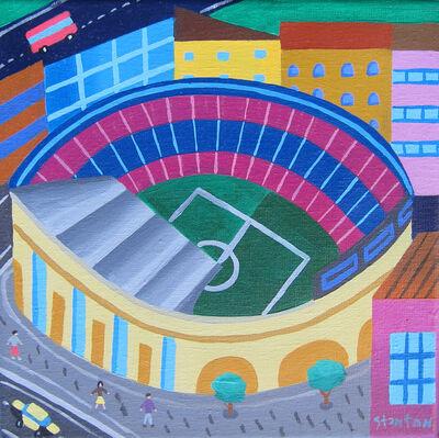 Philip Stanton, 'Camp Nou Futbol Club'