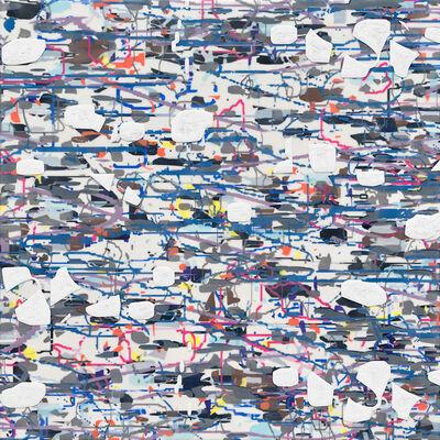 Amy Ellingson, 'Variation (white, yellow, grey)', 2021
