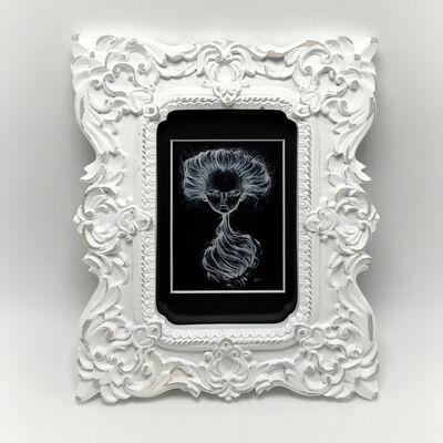 The Darkest of Places: Lydia Petunia x Allison Lee, installation view
