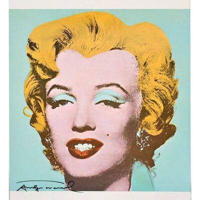 Andy Warhol, 'Marilyn ', 1971