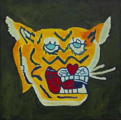 Farkhad Farzaliyev, 'Tiger Force Member #4', 2021