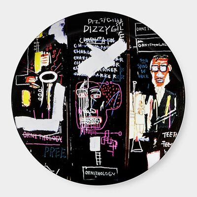 Jean-Michel Basquiat, 'Dizzy Gillespie, Porcelain Plate (New in Box) ', 2014