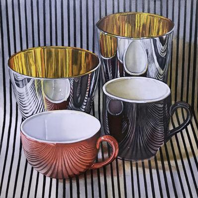 Jeanette Pasin Sloan, 'Cups', 2019
