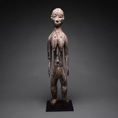 Unknown African, 'Lobi Wooden Sculpture of a Woman', 20th century A.D.